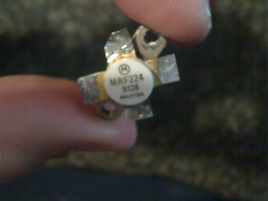 MRF224 Transistor